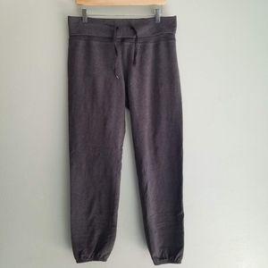 Lululemon gray joggers